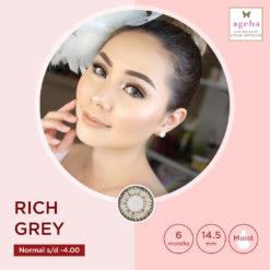 Softlens Ageha Rich Grey