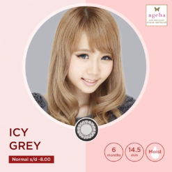 Softlens Ageha Icy Grey