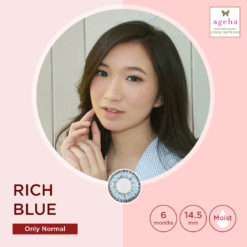 Softlens Ageha Rich Blue