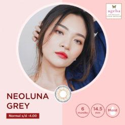 Softlens Ageha Neoluna Grey