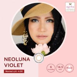 Softlens Ageha Neoluna Violet