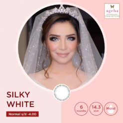 Softlens Ageha Silky White